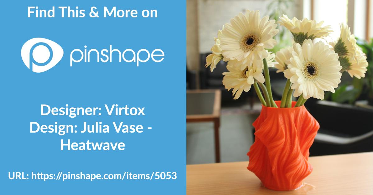Timelapse Tuesdays: Julia Vase – Heatwave