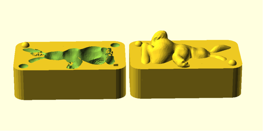 How to generate a 3D printed mold! - Pinshape Blog