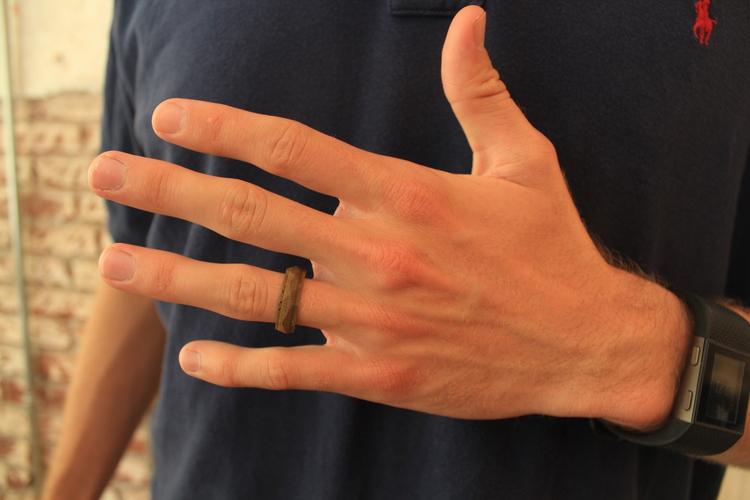 low poly ring keenan pinshape