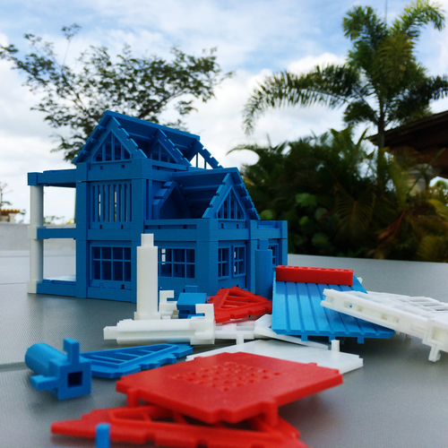 architectural kit pinshape staff picks best things to 3d print