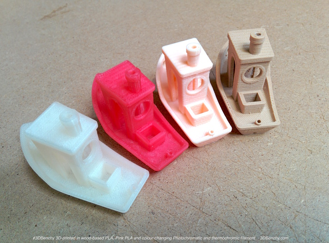 3d benchy pinshape What is 3D printing