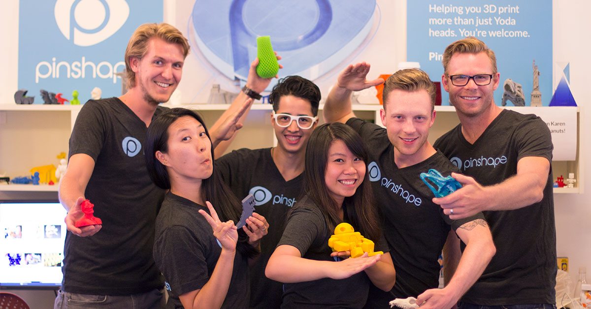 How We're Growing Pinshape's 3D Printing Community!