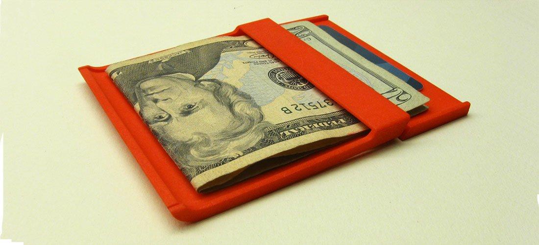 akio wallet clip pinshape