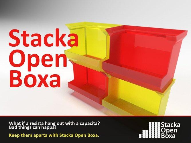 stacka open boxa