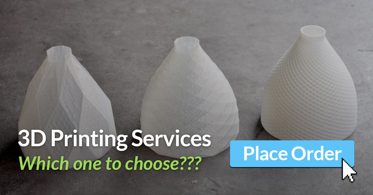 Best 3d printing service