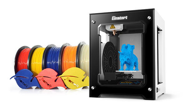 Einstart-3D-printer-pinshape
