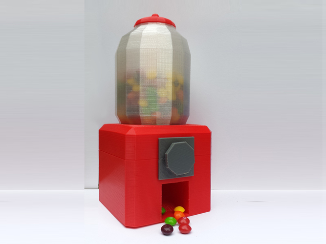 candy dispenser machine tanya wiesner pinshape