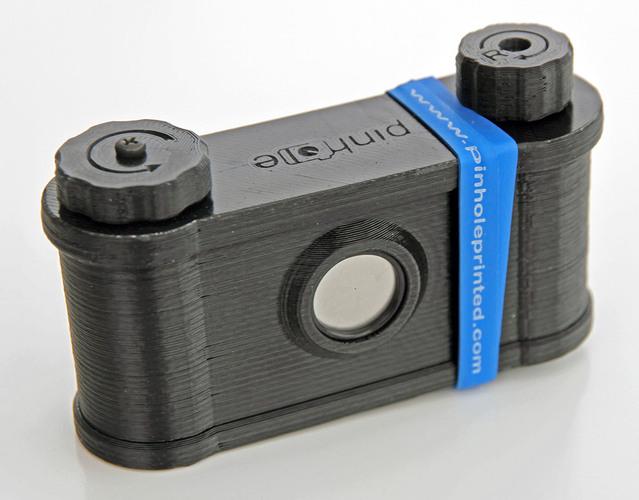 pinhole camera pinshape