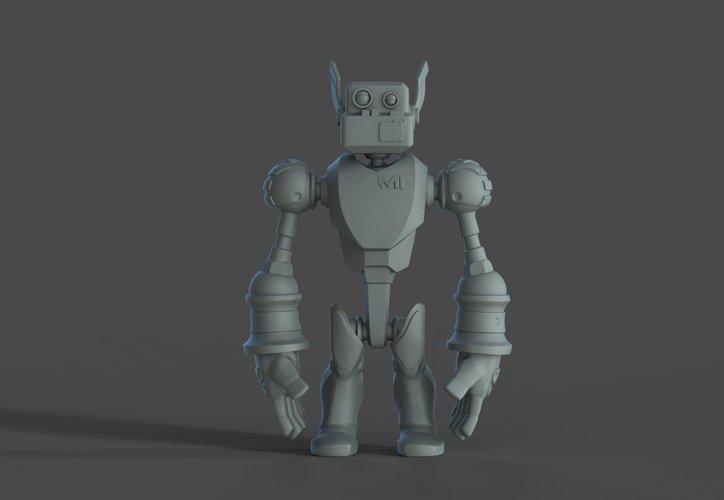 Best 3D printing designs super deformed bot