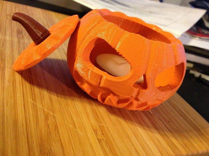 Best 3d printing designs jack-o-lantern
