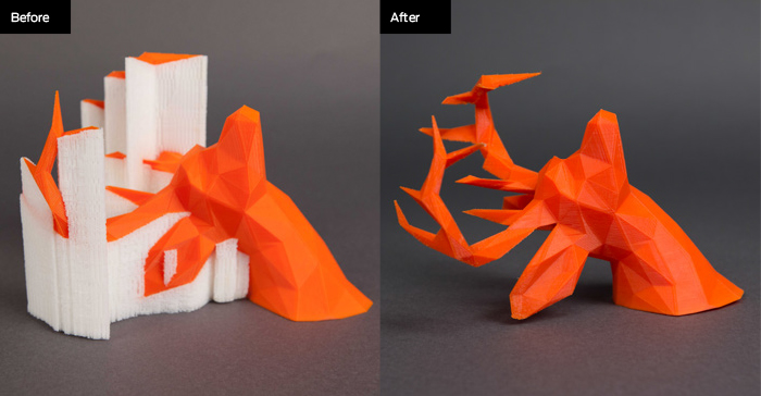 3D printing filament image credits to Makerbot Blog