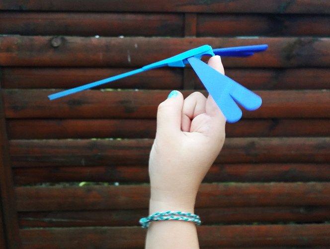 3D printing designs Magic Dragonfly Pinshape