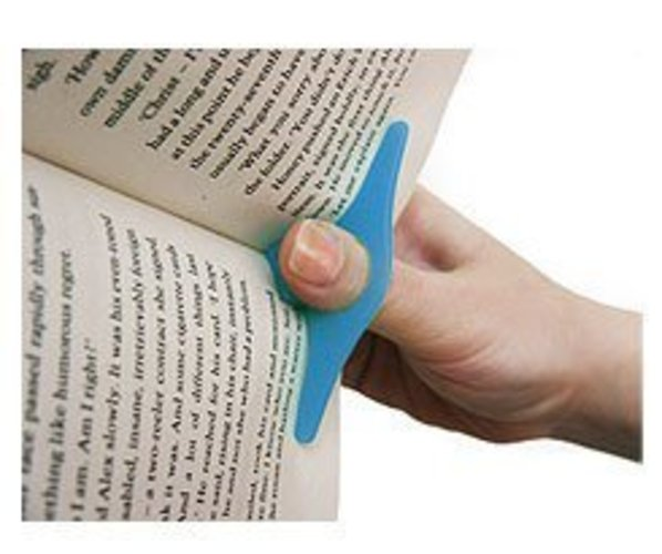 3D printer designs page holder