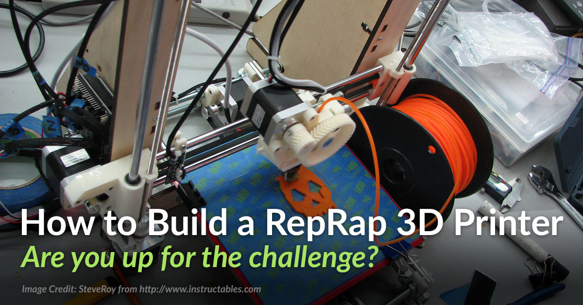 RepRap: Build your own 3D printer