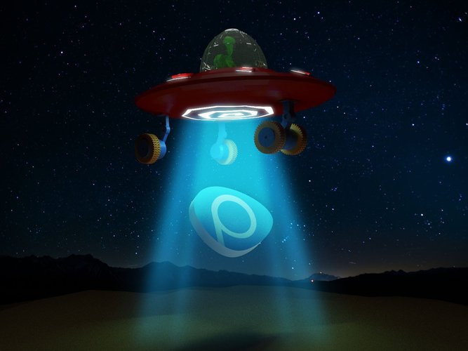 Pinshape best 3d designs UFO