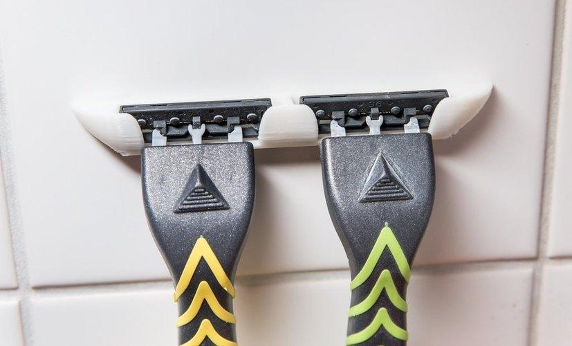 Best 3D designs pinshape razor holder