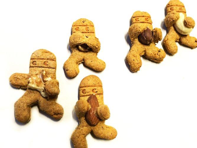 Best 3D designs pinshape gingerbread cutter