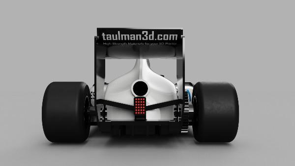 F1 car 3