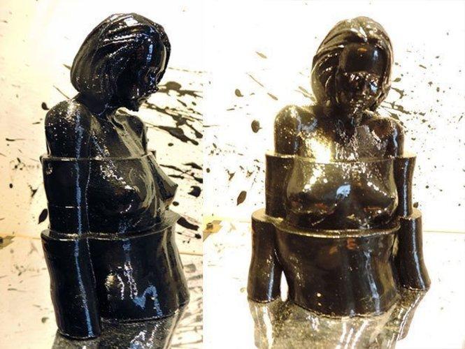 3D printable files art