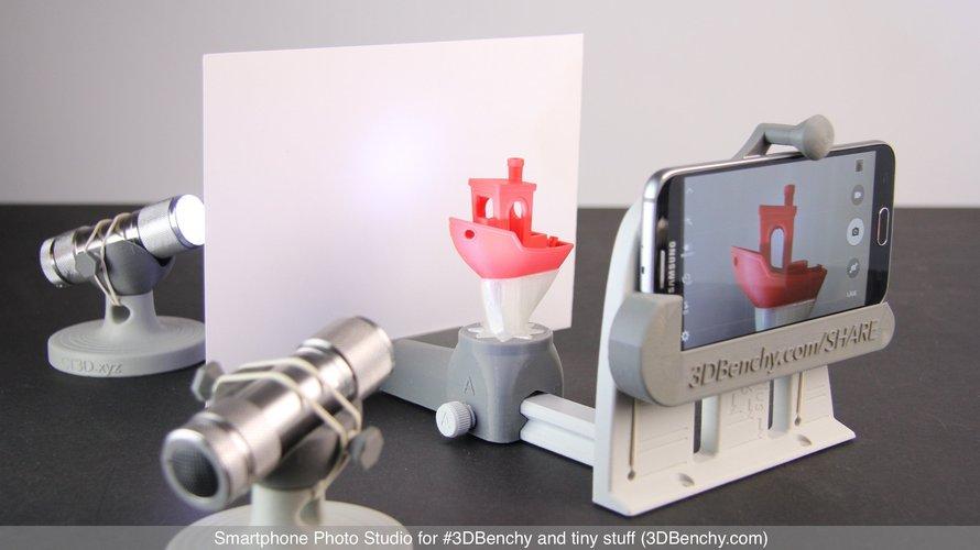 3D printable files phone studio