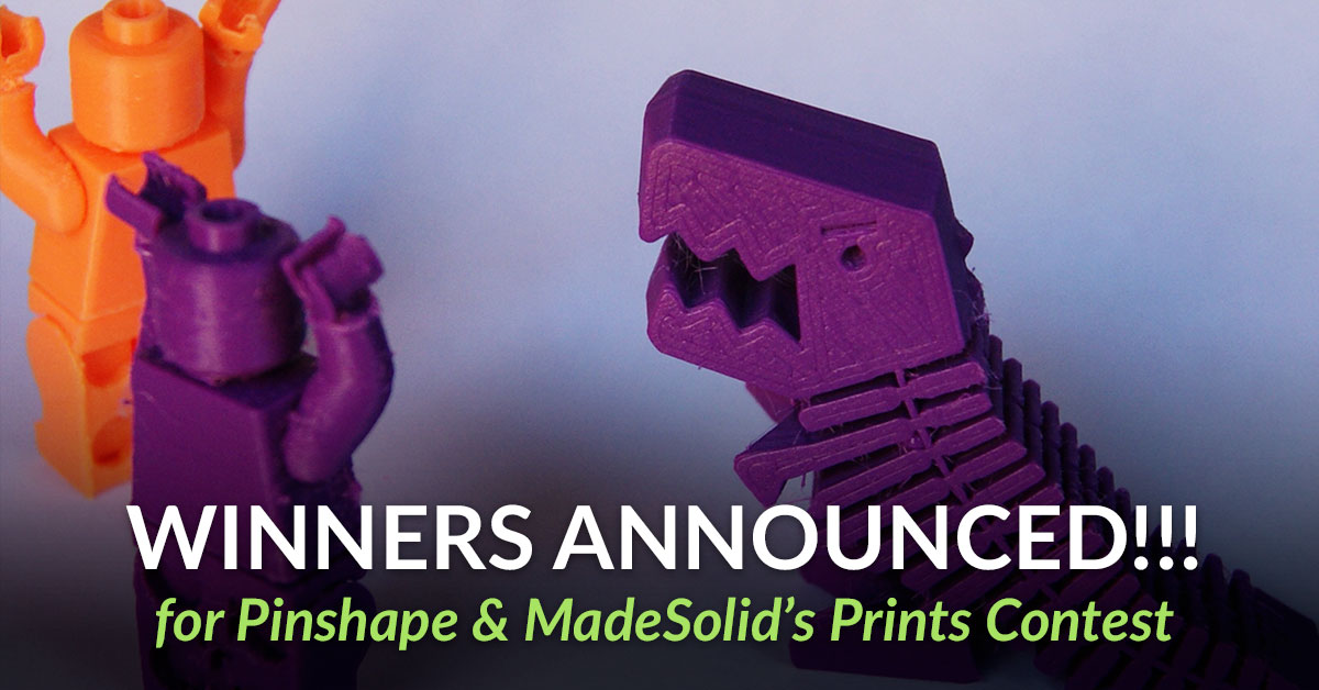 Madesolid Filament Contest Winners Announced