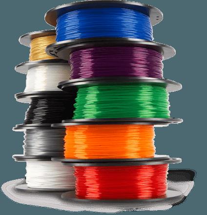 How Do 3D Printers Work filament