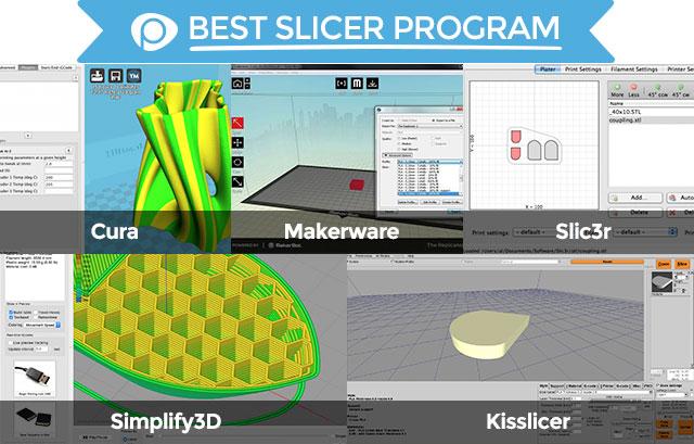 2015 Pinshape Awards best slicer program