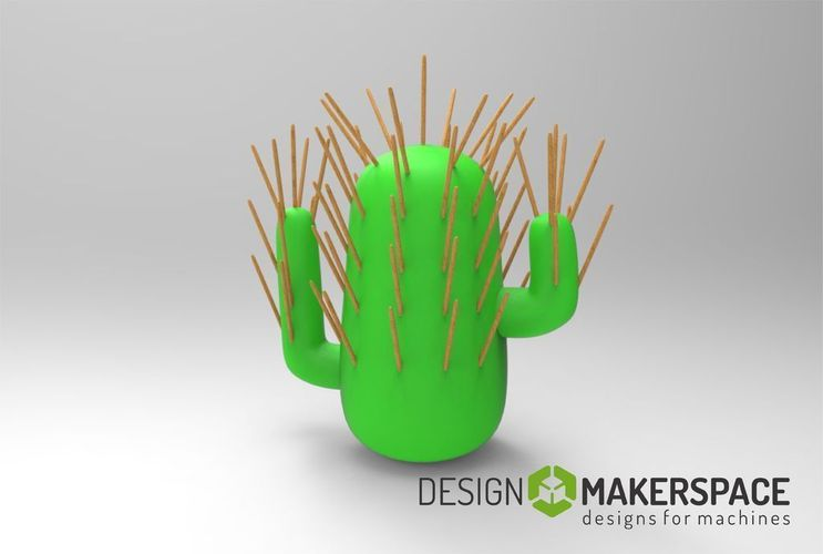 3D Printing Designs toothpick holder
