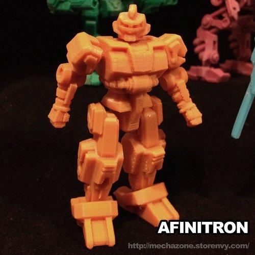 afinitron mecha zone pinshape 3d designs