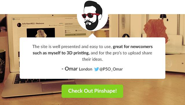 omar 3d printable designs staff picks