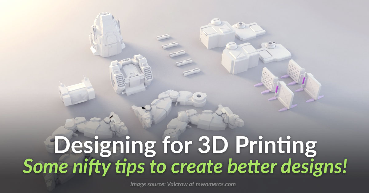 3 Key Tips on 3D Robot and Toy Design from MechaZone!