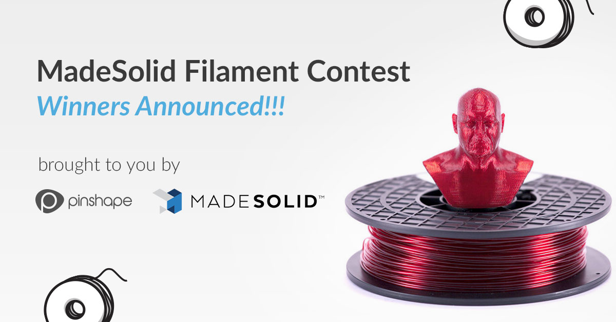 Announcing MadeSolid Part 2 Winners!