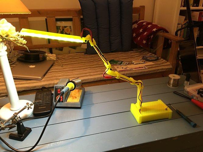 3D designs lamp