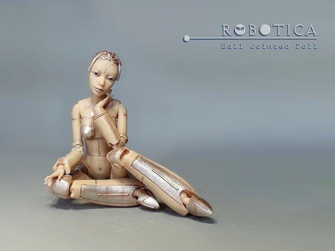 3D designs robotica