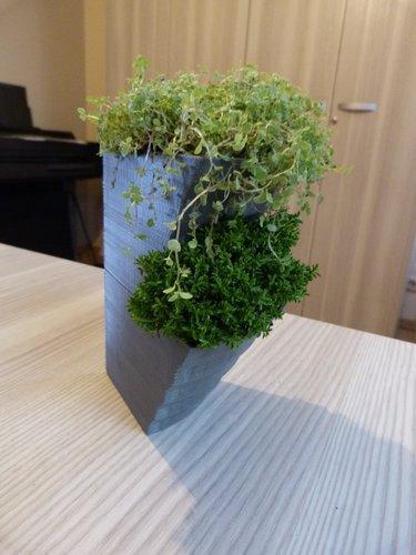 3D designs planter