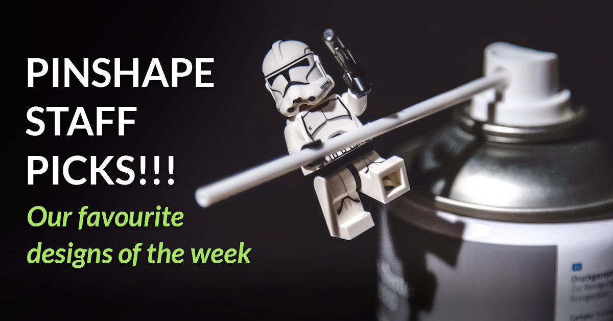 Popular 3D Printing Articles star wars designs
