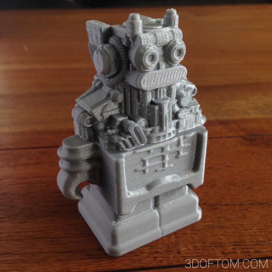 3d designer robot