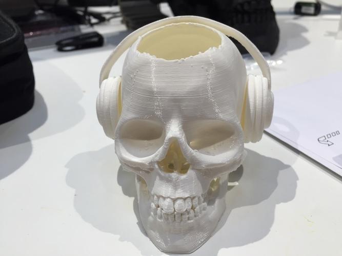 skull afterdark energy drink sull 3d printing designs