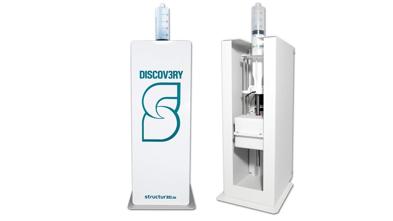 3d print silicone discov3ry