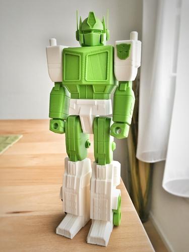 optimus prime 3d printable designs