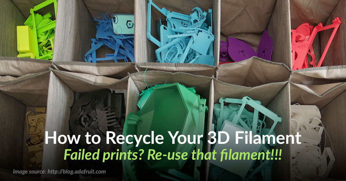 Guide to Green 3D Printing – 4 Ways to be More Sustainable!