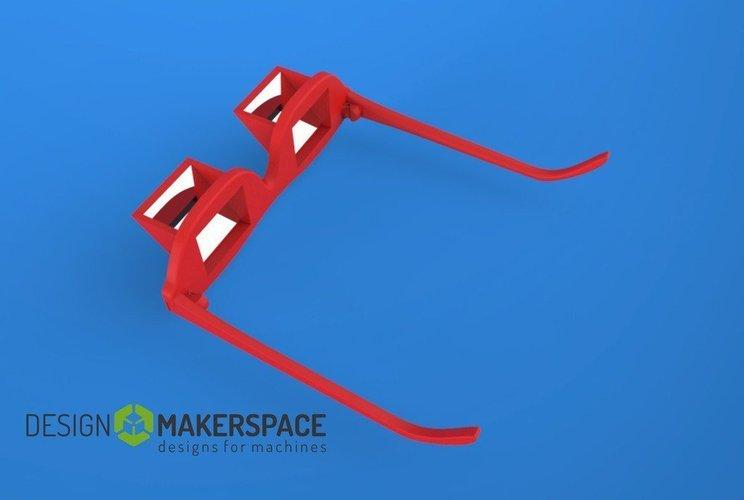 bed prism spectacles 3d printer designs