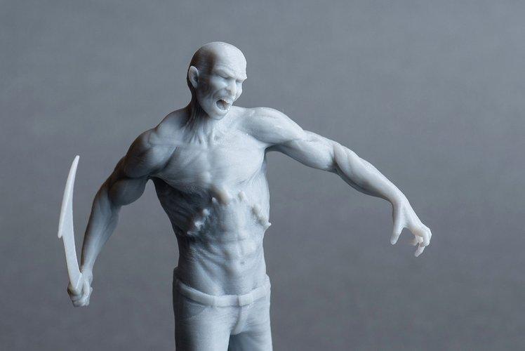 zombi pinshape 3d printer designs