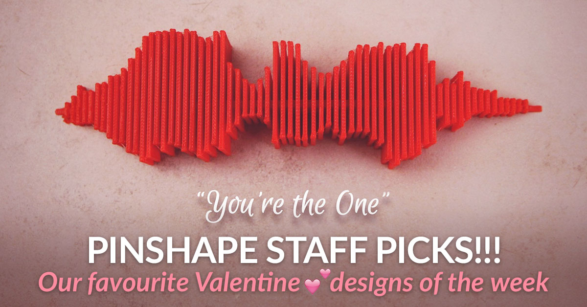 Lovey Dovey Pinshape Picks for Valentine's Day!