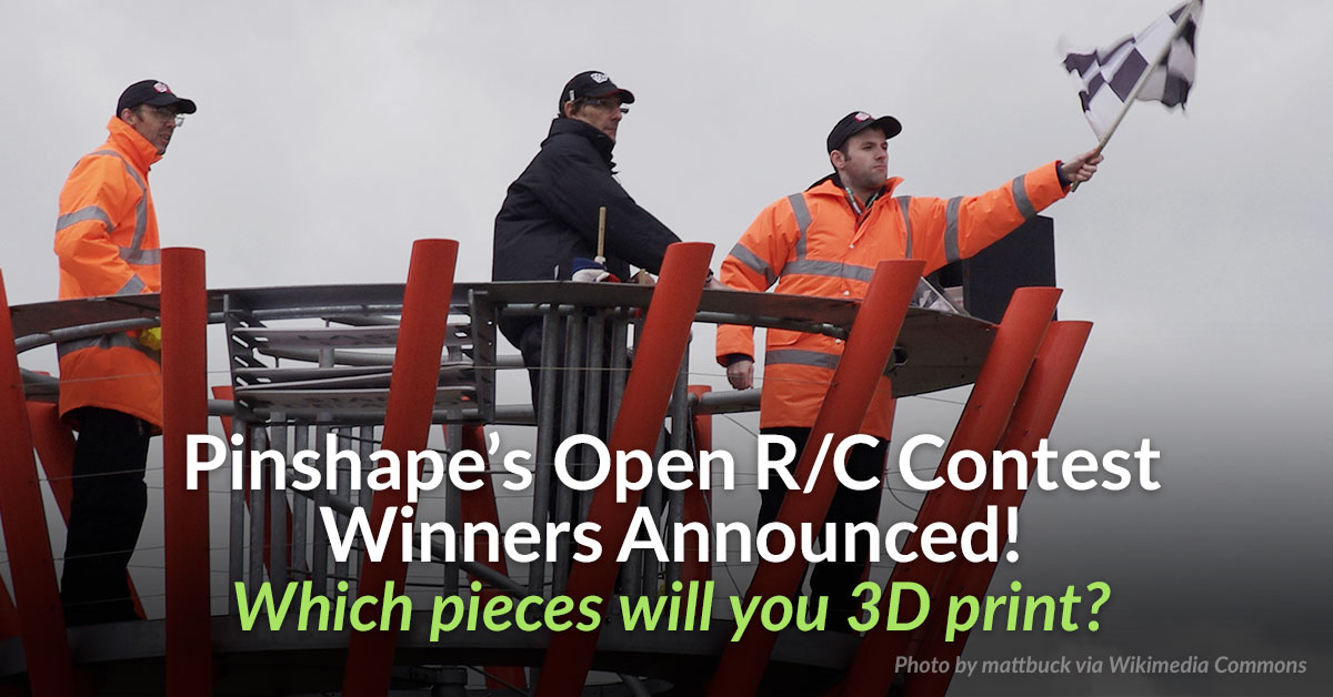 Open RC Accessory Contest Winners Announced!