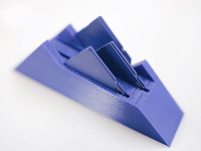 sd card mountain 3d designs