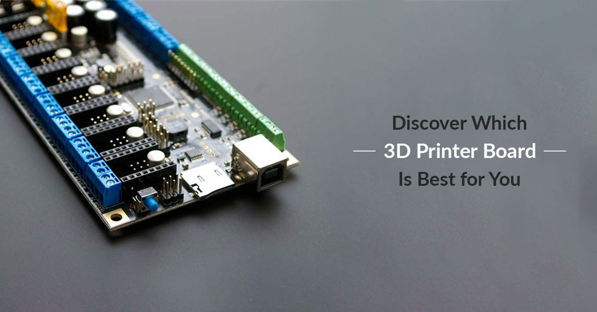 5 interesting 3d printer controller boards to check out!Cheap And Versatile Circuit Board 3d Printer News 3d Printing News #5