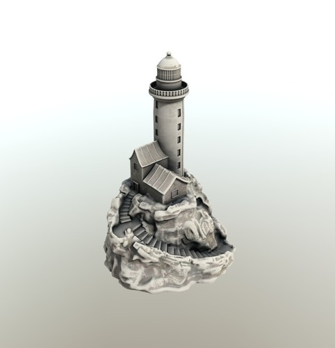 container_lighthouse-on-a-rock-3d-printing-66186