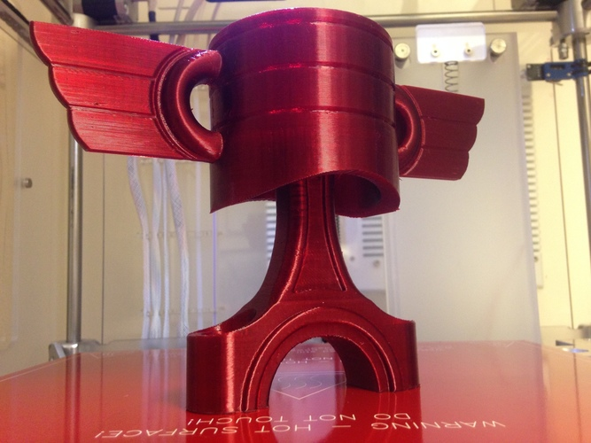 piston cup trophy