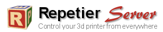 3D printing tools repetier server